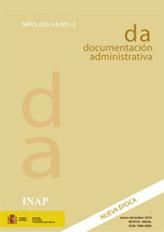 Documentación Administrativa. Nueva Época. Número 1