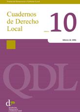 Cuadernos de Derecho Local nº 10