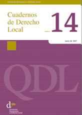 Cuadernos de Derecho Local nº 14