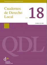 Cuadernos de Derecho Local nº 18