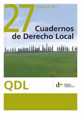 Cuadernos de Derecho Local nº 27