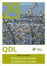 Cuadernos de Derecho Local nº 29