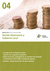 Revista Democracia y Gobierno Local n 04