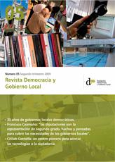 Revista Democracia y Gobierno Local n 05