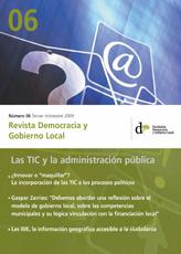 Revista Democracia y Gobierno Local n 06
