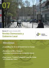 Revista Democracia y Gobierno Local n 07