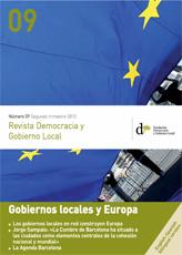 Revista Democracia y Gobierno Local n 09