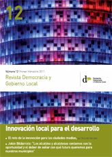 Revista Democracia y Gobierno Local n 12