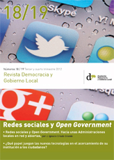 Revista Democracia y Gobierno Local n 18/19