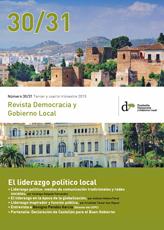 Revista Democracia y Gobierno Local n 30/31