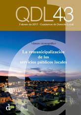 Cuadernos de Derecho Local nº 43