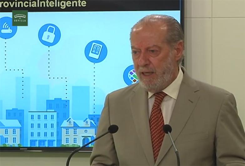 Villalobos: 'La provincia dará un salto enorme en capacidad de datos con la Red Tarsis'