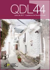 Cuadernos de Derecho Local nº 44