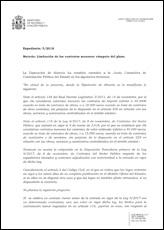 Expediente 5/2018. Materia: Limitación de los contratos menores: cómputo del plazo