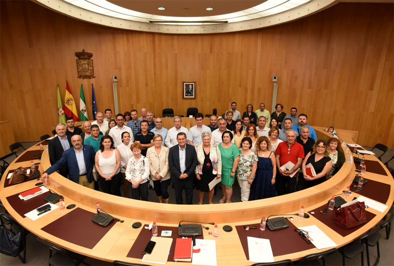 La Diputación de Granada invertirá 2,7 millones de euros en mejoras del suministro de agua potable y alcantarillado de 64 municipios