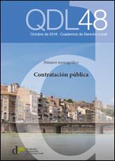 Cuadernos de Derecho Local nº 48