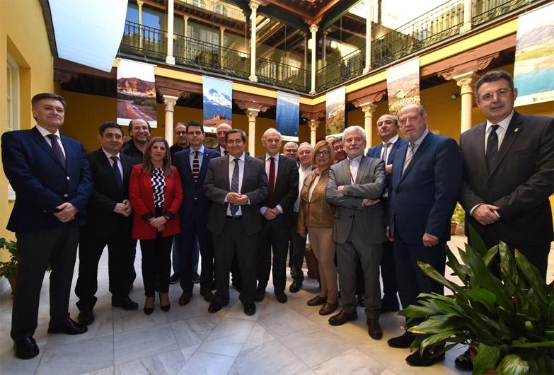 """""""Declaración Institucional de la IV Conferencia de Presidentes de Gobiernos Provinciales"""""""
