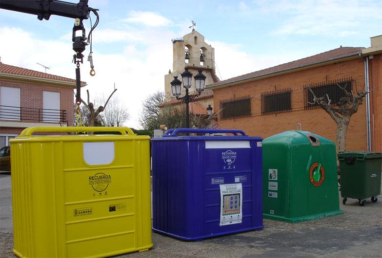 La provincia de Zamora recicla más de 1.900 toneladas de vidrio