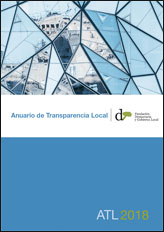 Anuario de Transparencia Local - ATL2018