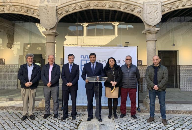 Declaración institucional de la Diputación de Ávila en el Día Internacional contra la Esclavitud Infantil