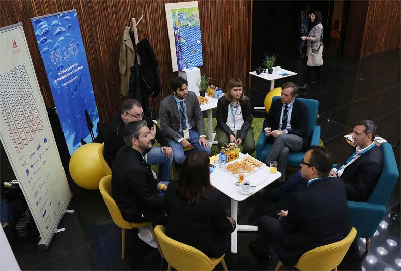 Celebración de la 8a. edición del encuentro Coworking Spain Conference