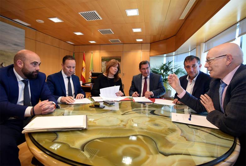 La Diputación de Granada y Bankia firman una operación de crédito de 20 millones para dar cobertura financiera a los municipios