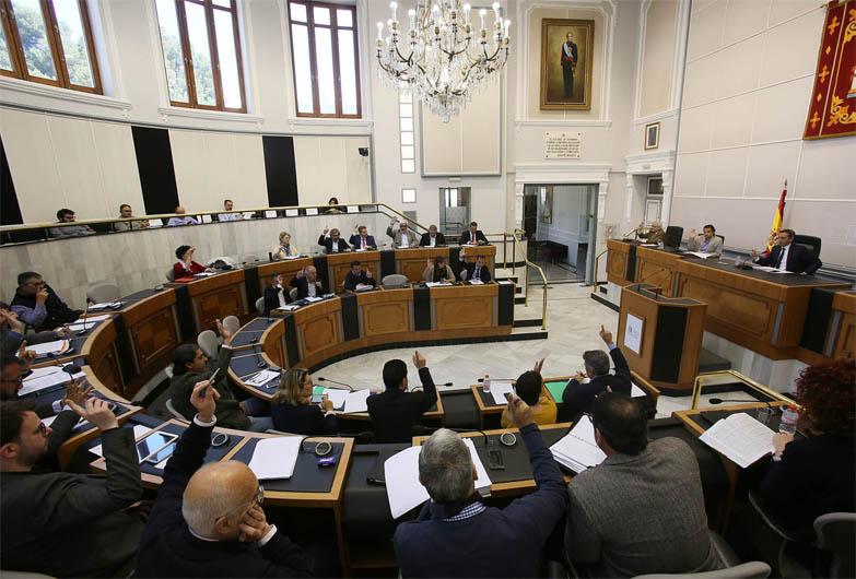 La Diputación de Alicante inyectará 38 millones de euros en los municipios de la provincia gracias a las inversiones financieramente sostenibles