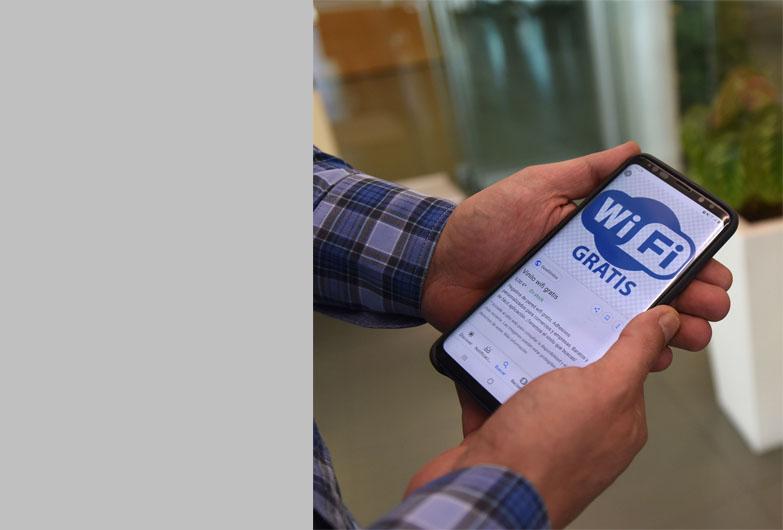 15 municipios de la provincia de Granada tendrán wifi abierto y gratuito en espacios públicos