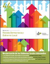Revista Democracia y Gobierno Local nº 44