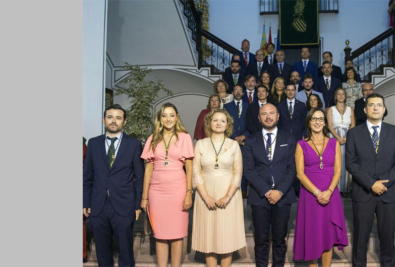 La Diputación de Valencia inicia el período 2019-23 con el reto de llenarse de políticas para los municipios