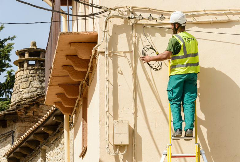 Más de 140 localidades de la provincia de Huesca disfrutan ya de una conectividad de al menos 30 mbps