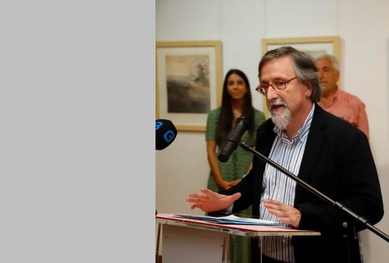 El diputado Xurxo Couto defiende el papel de la Diputación de A Coruña a la hora de apoyar la cultura en todo el territorio