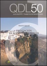 Cuadernos de Derecho Local nº 50