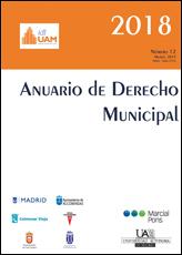 Anuario de Derecho Municipal 2018