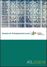 Anuario de Transparencia Local 2019