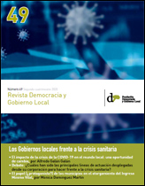 Revista Democracia y Gobierno Local nº49